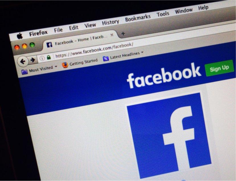 Radiostilte dus ook geen Facebook